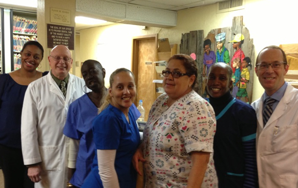 Dentist Staff South Bronx